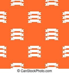 Three ribbons pattern seamless - Three ribbons pattern...