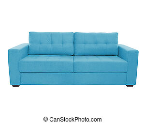 Three seats cozy sofa color