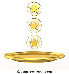 Three-Star Chef