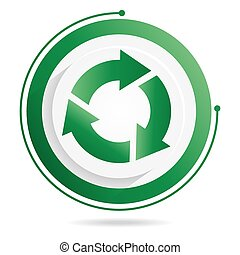 Three part cycle diagram three part cycle wheel diagram vector three step cycle arrows diagram ccuart Images