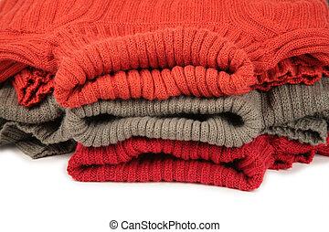three sweaters 2
