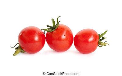 Three tomato