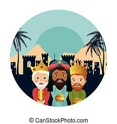 three wise kings manger design design