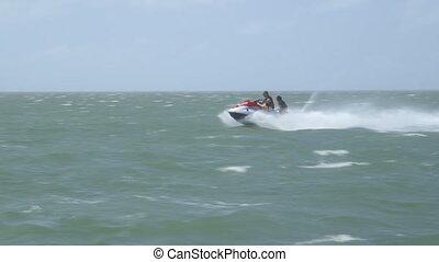 Thrilling Motorbike Ride At Lady Elliot Island
