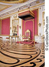 Throne room.