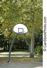 Through the hoop