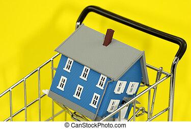 thuis, aankoop