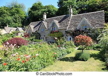 thuis, cotswolds, typisch