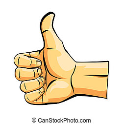 thumb illustrations and clip art 68 700 thumb royalty free rh canstockphoto com clipart thumb up thumb clipart