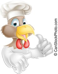 Thumbs Up Chicken Chef