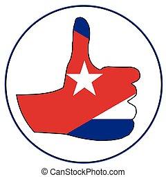 Thumbs Up Cuba