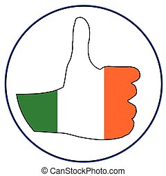 Thumbs Up Eire