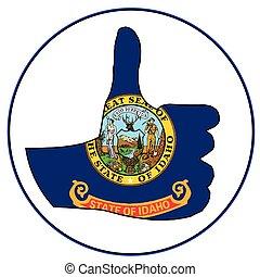Thumbs Up Idaho