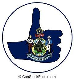 Thumbs Up Maine