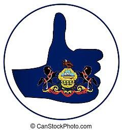 Thumbs Up Pennsylvania