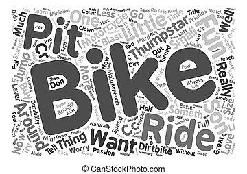Thumpstar Pit Bikes Why I Love My Thumpstar Pit Bike Word...