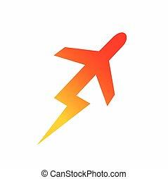 Thunder Plane logo