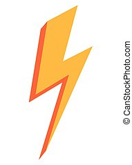 thunderbolt energy power icon