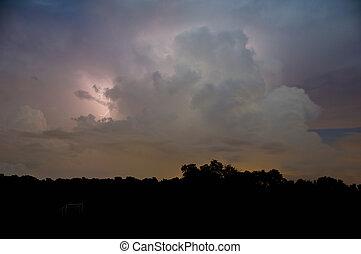 Thunderhead Lightening