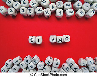 what does i love you mean in italian