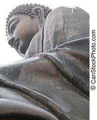 tian bronzent, bouddha, lantau
