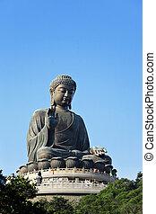 tian, hong, boeddha, looien, kong