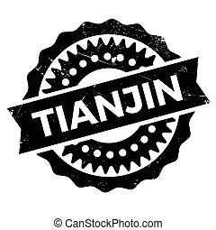 Tianjin stamp rubber grunge