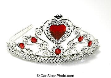 Tiara Crown - Photo of a Tiara Crown