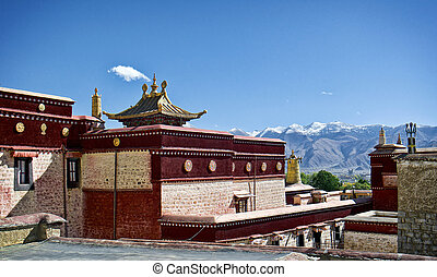 Tibet Lhasa - Pictures from Tibet province in Peoples...