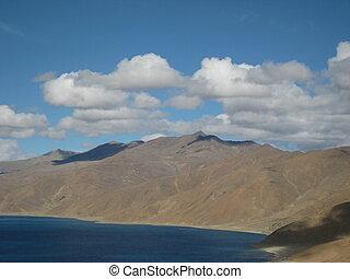 Tibet, Mountains
