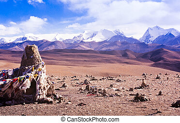 Tibetan Mountains