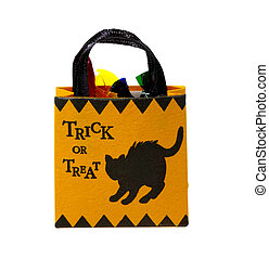 Tick or Treat - Trick or Treat Bag