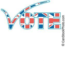 Tick vote