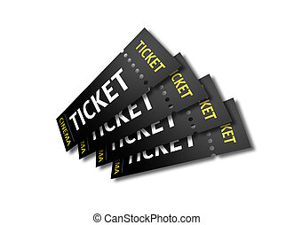 tickets, кино