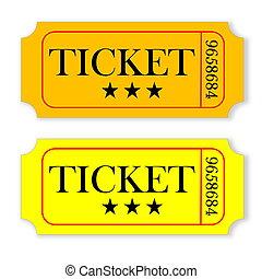 tickets, марочный