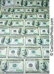 hundred American dollars