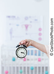 Ticking time of biological clock