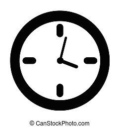 tid, ikon