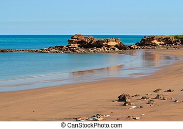 Broome beach