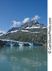tidewater, lambplugh, alaska, glaciär