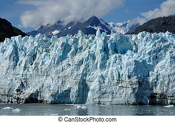 tidewater, margerie , αλάσκα , παγετών