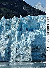 tidewater, margerie, glaciär, alaska