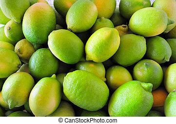 tidigt, lemons