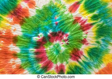tie dye fabric background