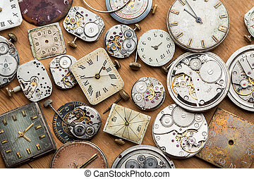tiempo, mechanisms., ?lock