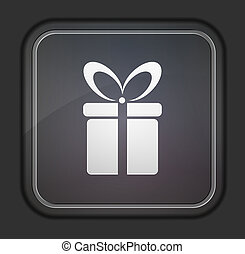 tien, illustration., cadeau, bewerken, eps, vector, ...