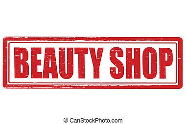 tienda, belleza