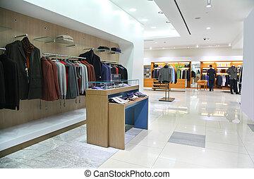 tienda, clothes`s