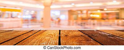 tienda de café, fondo velado