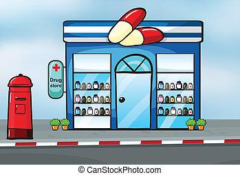 tienda droga